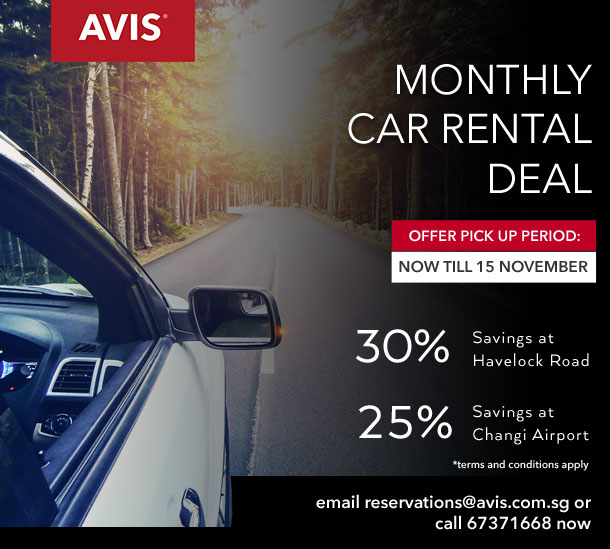 Driven by excellence with Avis in Asia