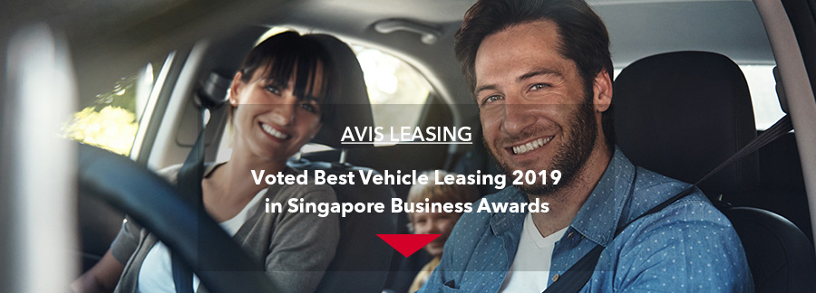 AVIS LEASING - Voted best vehicle leasing 2019 in Singapore Business Awards