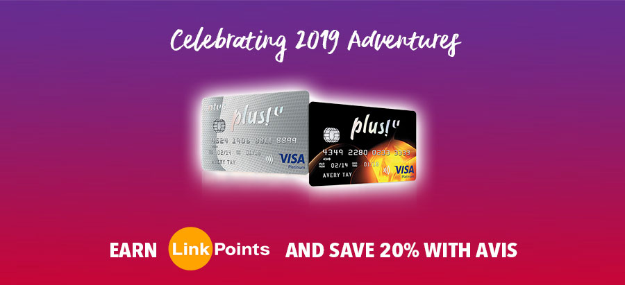 Earn LinkPoints And Save 20% With AVIS